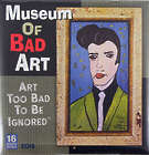 Museum of Bad Art 2019 16-Month Calendar