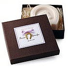 Lucky Horseshoe Soap Favor
