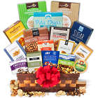 International Snack Deluxe Gift Basket