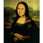 Your Friend's Face on Mona Lisa