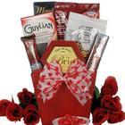 My Sweet Valentine Gourmet Sugar Free Gift Basket