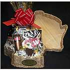 Wisconsin Badgers Gourmet Snacks Gift Basket