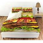 Cheeseburger Deluxe Bedding