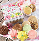 Mom You Helped Me Grow 12 Cookie Gift Tin