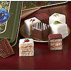 Christmas Petits Fours 20 Piece Assortment