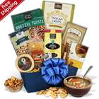 Soup and Snacks Gift Basket
