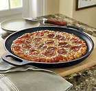 "13.5"" Cast Iron Pizza Pan"