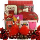 iValentine Fun Valentine's Day Gift Basket for Tweens & Teens