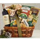 Crossridge Peak Winery Cabernet Bon Appetit Gift Basket