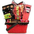 X's and O's Valentine's Day Gift Basket