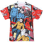 Classic Star Trek Sublimated T-Shirt