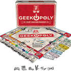 Geek-Opoly Board Game
