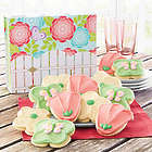 Mother's Day Garden Gate Cookie Gift Box