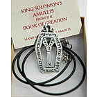 King Solomon Tree Of Life Amulet