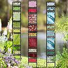 Decorative Glass Garden Pane
