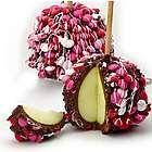 Valentine Chocolate Apple Duet