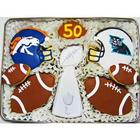 Super Bowl Cookie Gift Tin
