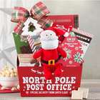Santa's Sweets Gift Basket
