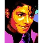 Michael Jackson Pop Art Print