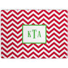 Chevron Red Cutting Board