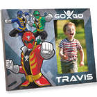 Power Rangers Personalized Go Go Ranger Picture Frame