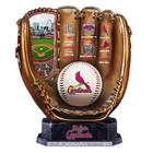 St. Louis Cardinals Tribute Cold-Cast Bronze Glove Sculpture