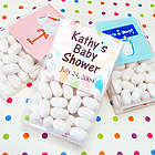 Personalized Baby Shower Tic Tacs Favor