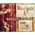 Summertime Memories Personalized Photo Canvas Print