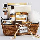 Healing Thoughts Rejuvenation Spa Gift Basket