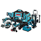 18-Volt Lxt Lithium-Ion Cordless 7-Piece Combo Kit