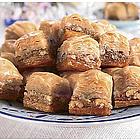 Miniature Baklava Desserts Approx. 20 Pieces 14-oz. Net Wt