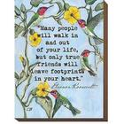 Hummingbird Quote Plaque