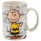 Charlie Brown Peanuts Comic Strip Coffee Mug