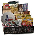 Cow Hand Texas Gift Basket