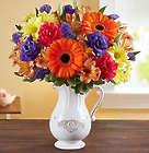 Pitcher Perfect Large Flower Arrangement