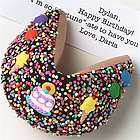 Happy Birthday Giant Fortune Cookie