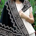 Handcrafted Cotton Lanna Legend Scarf