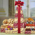 Chocolate and Treats Gift Tower