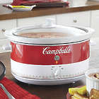 Campbell's 4.5 Qt. Slow Cooker