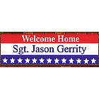 Personalized Six Foot Long Party Banner