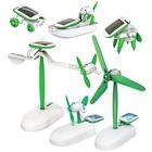 Six-in-One Solar Energy Model Kit