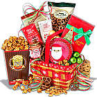 Holiday Sweets and Treats Gourmet Gift Basket
