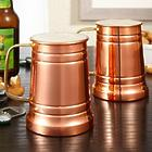 2 Koln Copper Beer Tankards