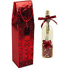 Sweetest Love Edition Sentimental Messages Bottle and Key