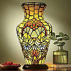 Calais Stained Glass Lighted Accent