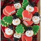 Snowman Decorated Cookies