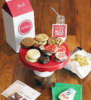 42 Holiday Treats in Milk Carton Gift Box
