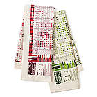 Wine Pairing Kitchen Towels