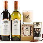 Downton Abbey Wine, Candle, and Tea Gift Set