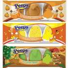 Peeps Fall Flavors Marshmallow Chicks Assortment